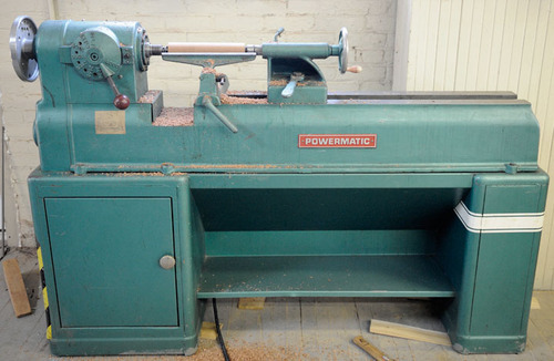 Powermatic Model 90 lathe