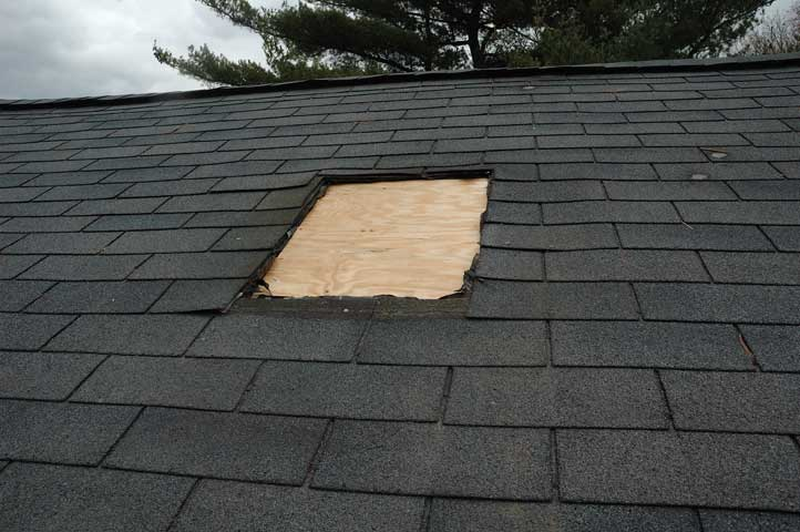 How To Patch A Roof Hole Tcworks Org